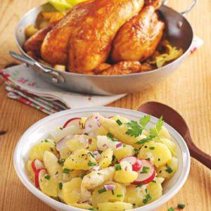 Kartoffel-Spargelsalat