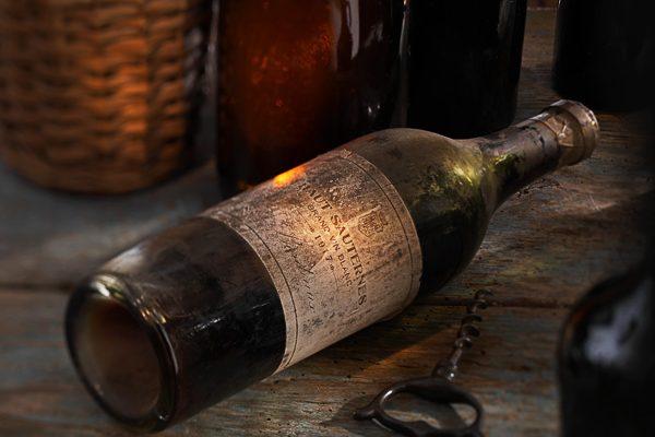 Wo das Gläschen Wein mehrere Tausend Euro kosten kann.